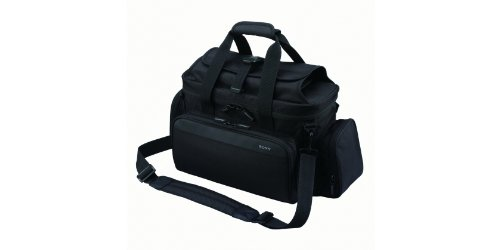 Sony LCS-VCD Carrying Case for NEX-VG10 – Black