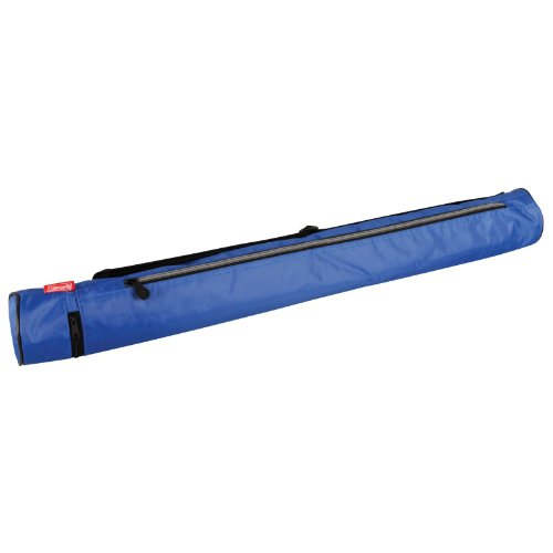 Coleman C018 Soft Can Cooler Sleeve, Blue
