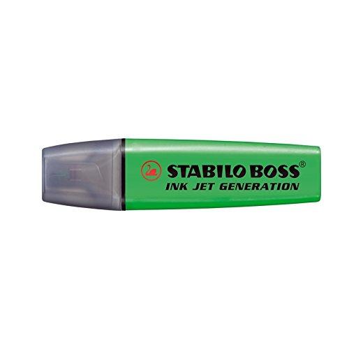 resaltador-stabilo-de-boss-verde