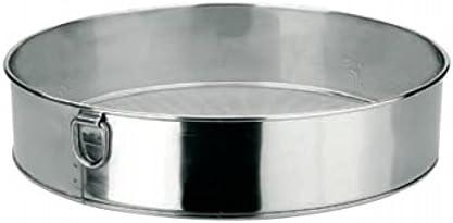 Ibili 704225 Tamis à Farine Inox 25 cm