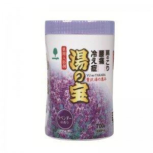 湯の宝 ラベンダーの香り 700g×5