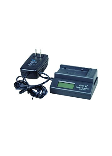 PRO-X-SCX-300P-Battery-Charger-(For-Panasonic-CGP-D)