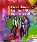 img - for Procedures For The Office Professional: Text/Data Disk Package book / textbook / text book