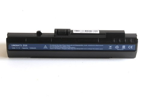 Techorbits Replacement Battery for Acer Aspire One A110 A110x A150 D150 Zg5 Um08a31 Um08a72 Um08b71 Um08b74 9 Stall