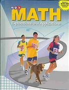 SRA Math: Explorations and Applications Level 6, RETEACHING WORKBOOK Teacher's Guide PDF