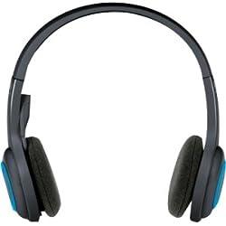 Logitech Wireless Headset H600 Over-The-Head Design (981-000341)