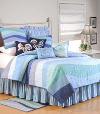 Twin Nautical Bedding 5501 front