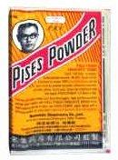10x Pises Powder Parachute Brand Anti-bacteria Anti-acne Wounds Burn Cut Ulcer Cheap Price From Thailand