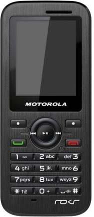 Motorola WX390 (Dark Grey Metallic)