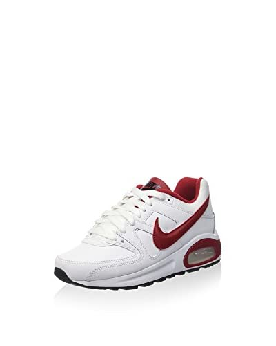 Nike Zapatillas Air Max Command Flex Ltr Gs Blanco / Rojo