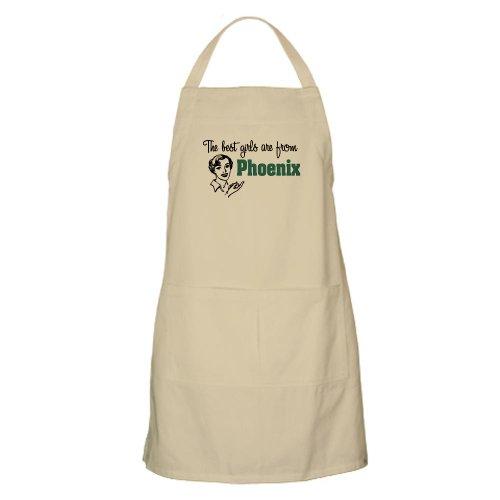 Cafepress Best Girls Phoenix BBQ Apron - Standard