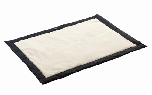 Hunter-46587-Travelblanket-M-beige-schwarz