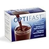 OPTIFAST 800 Chocolate Shake Powder 12Cartons (84 Packets)