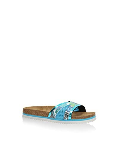 Desigual Sandale Bio 11 No blau