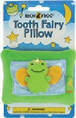 FAIRY FROG PILLOW by Rich Frog Industries - 1
