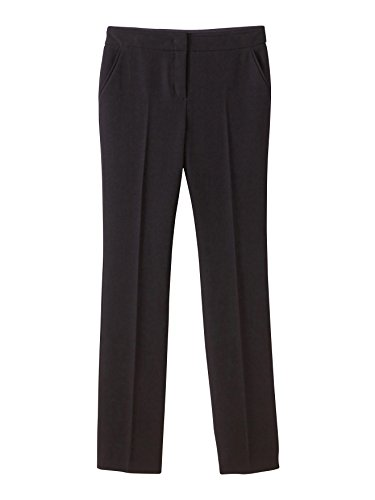 Balsamik - Pantaloni dritti - donna - Size : 42 - Colour : Nero