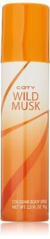 Wild Musk Cologone Body Spray by Coty…