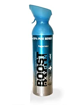 Boost Oxygen Natural Energy 22oz. in a Can