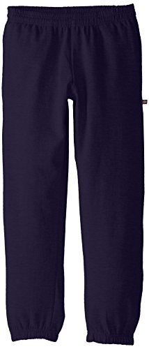 Dickies Big Boys' Fleece Pant, Dark Navy, Large