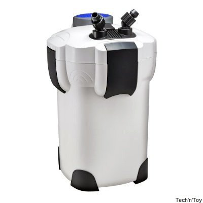 Diy Canister Filter 5 Gallon Bucket Diy Canister Filter