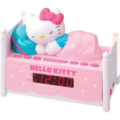 Hello-Kitty-Sleeping-Kitty-Alarm-Clock-Radio-with-Night-Light