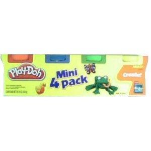 Koehler Home Decor Play-Doh Mini 4-Pack