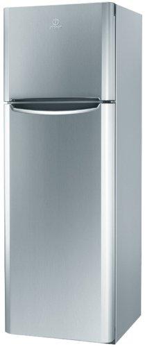 Indesit TIAA 12 V SI Libera installazione A+ Argento frigorifero con congelatore