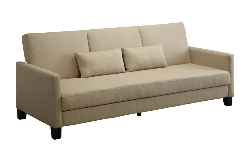 Cool Dhp Vienna Sofa Sleeper With 2 Pillows Compare Price Short Links Chair Design For Home Short Linksinfo