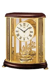 Seiko Clocks Emblem Collection clock #AHW437G-H