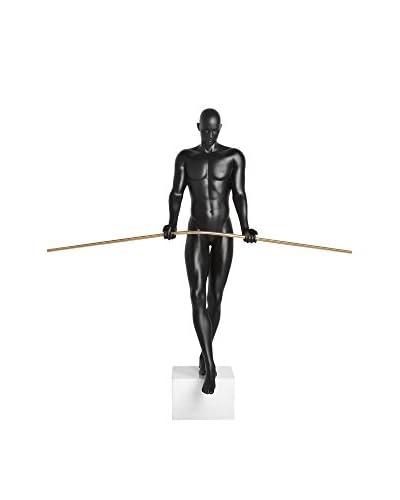 ZARTE DAL MONDO Escultura Andrea Giorgi Equilibrista