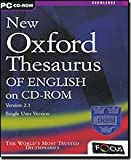 Product B000PG7N54 - Product title Oxford Thesaurus Of English Version 2.1