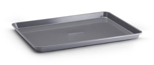 Bonjour Bakeware Commercial Nonstick 13 By 18-Inch Jelly Roll Pan front-607974