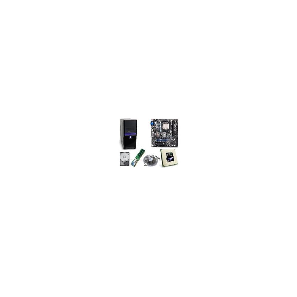 MSI 785GTM E45 AMD Quad Core Barebones Kit