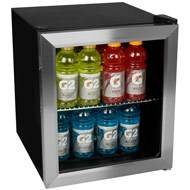 New - BWC70SS - EdgeStar 62-Can Extreme Cool Beverage Cooler - Stainless Steel by Edgestar