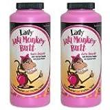 Lady Anti-Monkey Butt Powder 6oz. - 2 Count