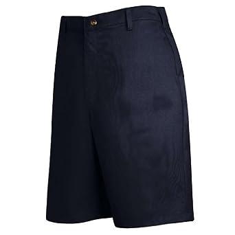 Buy Mens Red Kap Plain Front Twill Shorts by Red Kap