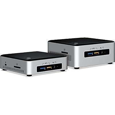 Intel 5th Generation NUC5i5RYH Ultra Compact PC (Intel Core i5-5250U, Wi-Fi, Mini-HDMI, USB 3.0, 1TB 7200 Rpm...