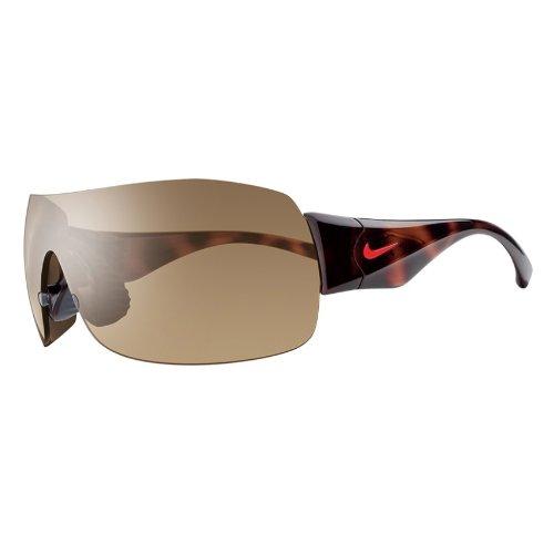 Lentes de sol Nike Vomero tortuga/ lente marrón