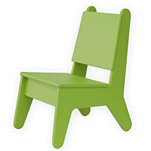 Bb02 Chair In Green by NotNeutral