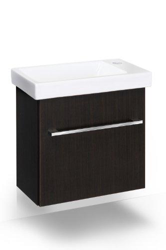 waschplatz faros 40 wei gl nzend. Black Bedroom Furniture Sets. Home Design Ideas