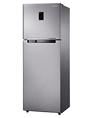 Samsung RT36HDRYESA Frost-free Double-door Refrigerator (345 Ltrs, 4 Star Rating, Metal Graphite)