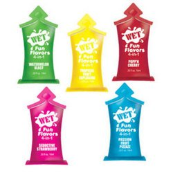 Wet Lubes Gumball Fun Flavor (144 pc. Refill)