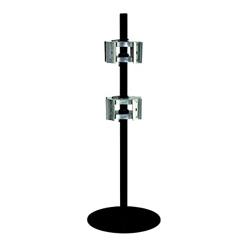 Dispense-Rite ARS-6 Cup/Lid Dispenser Stand Only, Rotating, Holds 6 Adj-Nw / Tld Series