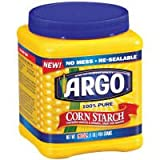 Argo 100% Pure Corn Starch 16 oz