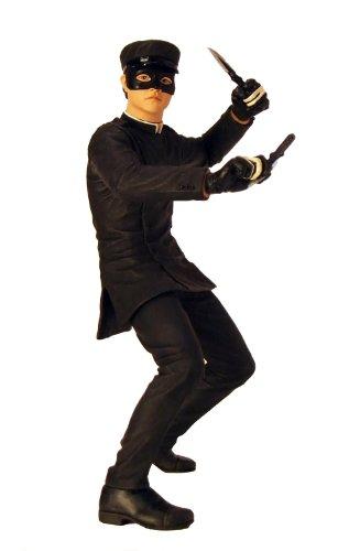 フィギュア★カトー 2011 グリーンホーネット (2011年 劇場映画版) ナイフ腕と拳交換パーツ付き!