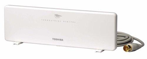 TOSHIBA 地上波デジタル放送受信専用 室内用アンテナ DUA-300
