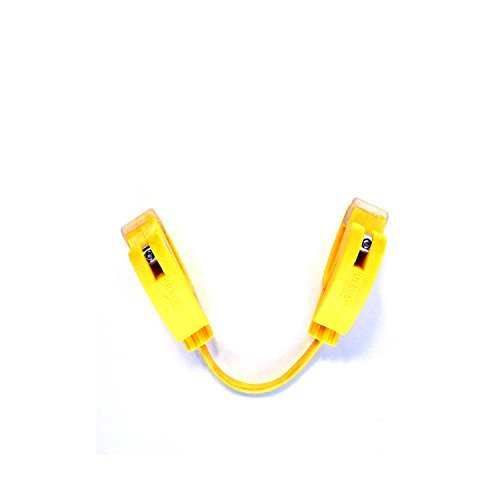 lucky-bums-easy-wedge-ski-connector-yellow-by-lucky-bums