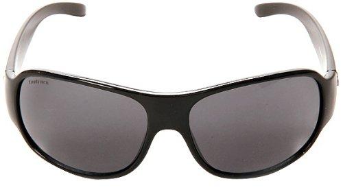 Fastrack Fastrack Wrap Sunglasses (Black) (P236BK1)