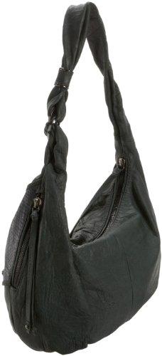 Rafe New York Women's Multi Leather Denise Hobo Bag Green MULTI205608 Medium