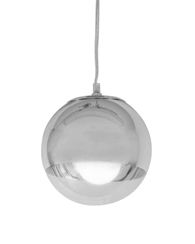 Control Brand Orb Pendant, Clear